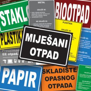 Označavanje otpada